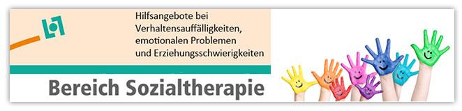 Sozialtherapie Osnabrück, Hilfsangebote bei Verhaltensauffälligkeiten, emotionalen Problemen und Erziehungsschwierigkeiten