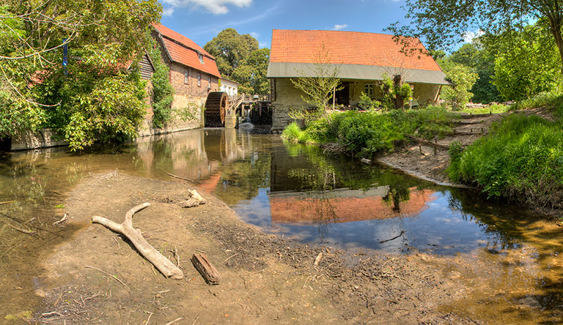 Nackte Mühle, Osnabrück