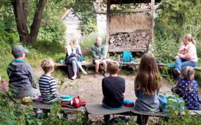 """Die """"Nackte Mühle"""" – eine Ferieninsel mitten in Osnabrück"""