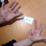 Mit Fingerbildern die Mathematik verstehen